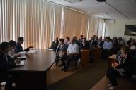 Алматы қаласында ведомстводан тыс кешенді сараптаманың электронды порталындағы жаңа модульдерді түсіндіру бойынша кеңес өтті www.epsd.kz