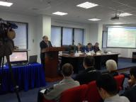 """Presentation of electronic reception predesign and proyektno – budget documentation on building of objects and complexes"""