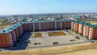 В Кызылорде 234 семьи отметили новоселье