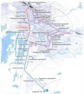 Астана қаласының жаңа көлік схемасы туралы