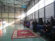 Cоревнования по футзалу среди госслужащих посвященные празднику Наурыз