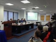 04 марта 2014 года прошел региональный семинар – совещание РГП «Госэкспертиза» с участием филиалов  западных областей, представителями ГАСК, заказчиками и проектными организациями