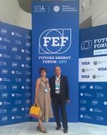 """Сonference """"Energy efficiency in the city. Urban planning, construction and transport """"forum"""" Energy of the Future """""""