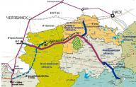 О технико-экономическом обосновании строительства магистрального газопровода  «Запад-Север-Центр»