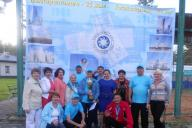Participation of employees of the branch in the sports days on July 19-20, 2013