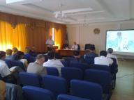 Семинар «Система энергетического менеджмента в соответствии с требованиями международного стандарта ISO 50001:2011. Семинар для высшего руководства»